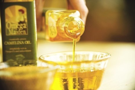 6 Reasons Why You Should Try Camelina Oil Today | Fitness, Health, Running and Weight loss | Scoop.it