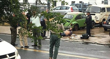 PHOTOS-VIDEO=> Islamist Ahmad Khan Rahami Cuffed on the Street After Shootout With Police! | Police Problems and Policy | Scoop.it