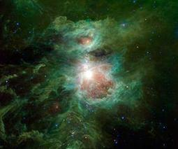 WISE Feels the Heat from Orion's Sword | Astronomy News | Scoop.it