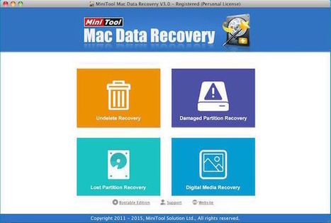 2016 Giveaway: MiniTool Mac Data Recovery 3.0 - Techtiplib.com | Giveaway, Coupon | Scoop.it