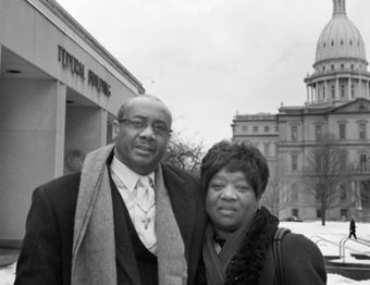 Rev. Pinkney, hero of Benton Harbor, speaks from prison | SocialAction2015 | Scoop.it