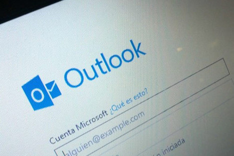 Microsoft concluye la migración de usuarios de Hotmail a Outlook | El rincón de mferna | Scoop.it