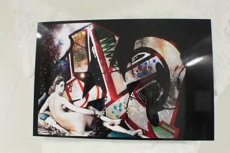 Femme(s) & Street Art: Femininity and Urban Ethos | girls who art & graffiti | Scoop.it