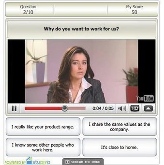 Nik's Daily English Activities: A Virtual Job Interview | ESP Business English | Scoop.it
