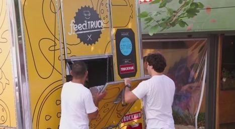 Au Brésil, ce food truck offre aux SDF des plats cuisinés avec de la nourriture gaspillée | Innovation sociale | Scoop.it
