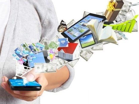 The mobile revolution – changing the marketing industry – BluEnt Bytes | Custom Software Development | Social Media Marketing | IT Consulting | Scoop.it