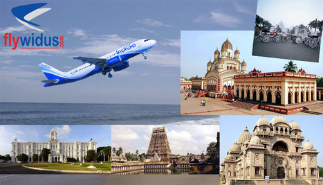 Book Cheapest Flight Tickets from Chennai to Kolkata at flywidus.com | Domestric airtravel | Scoop.it