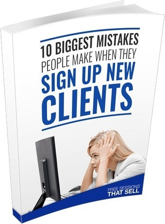 10 Biggest Mistakes People Make When They Sign Up Clients | Executive Coaching Growth | Scoop.it
