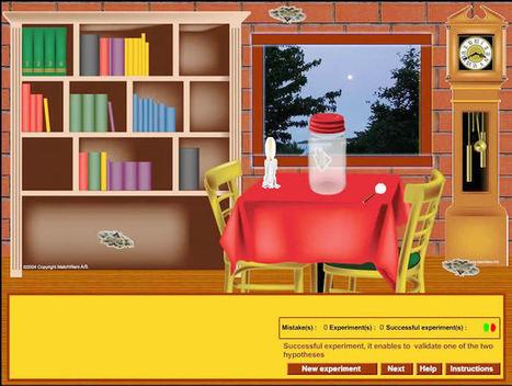 Ludifier les SVT : point de vue d'un enseignant qui pratique le numérique - Ludovia Magazine | info documentation | Scoop.it