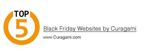 Top 5 Black Friday Websites - Annual Curagami List | Design Revolution | Scoop.it