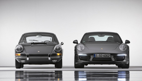 porsche celebrates 50th anniversary of the 911 | Art, Design & Technology | Scoop.it