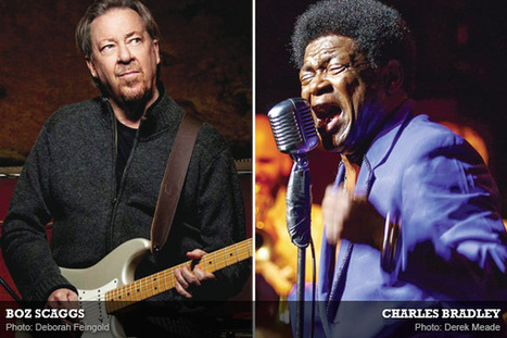 Influences: Boz Scaggs & Charles Bradley: Soulful Men | Elmore Magazine | American Crossroads | Scoop.it