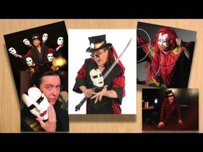 Magic-Channel Dress like Jeff McBride at Magi-Fest | Magic Biz | Scoop.it