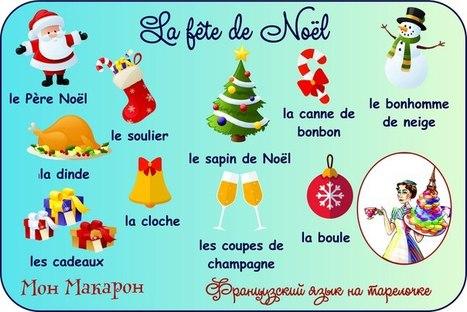 La fête de Noël | FLE enfants | Scoop.it