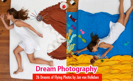 Dream Photography - 26 Dreams of Flying series Photos by Jan von Holleben   Creative photography   Scoop.it