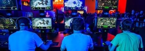 Les jeux vidéo et Internet : une étude parle d'addiction   S2Pmag   Peux-on parler d'addiction aux jeux videos ? Débat ! Questionnement...   Scoop.it