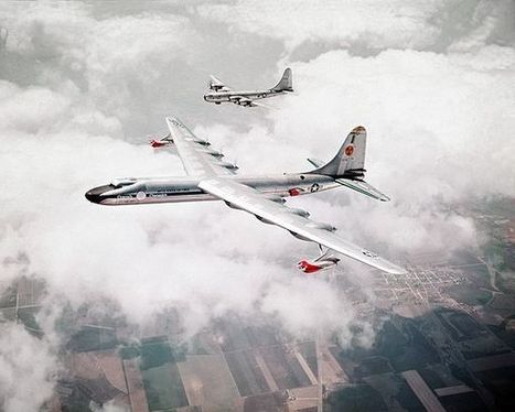 Why Not Nuclear-Powered Aircraft? | RealClearScience | Science, Technology, and Current Futurism | Scoop.it