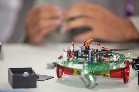 Així va anar la jornada | Créixer amb robots | Creatividad en la Escuela | Scoop.it