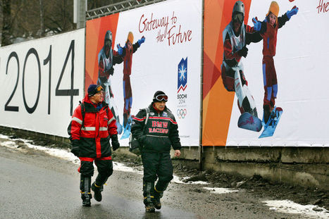 Gays and Gulags on 2014 Olympics Agenda - Bloomberg | Resource Based Economy | Scoop.it