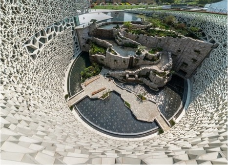 [Shanghai, China] Natural History Museum / Perkins+Will | The Architecture of the City | Scoop.it