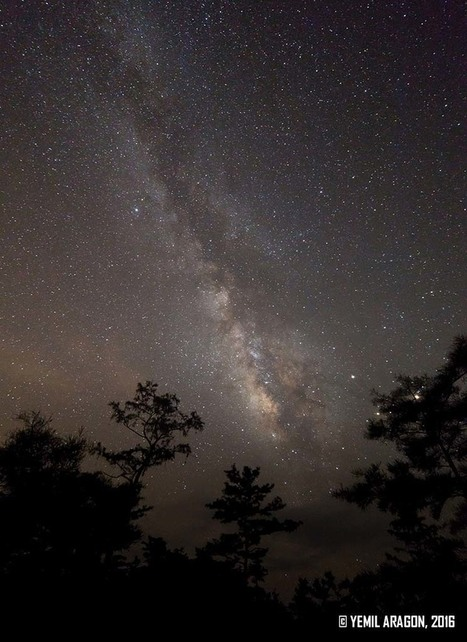 Capturing The Milky Way | Digital Photography - Fuji X-E1 (X-E2 and okay now I'm up to the X-T1!) | Scoop.it