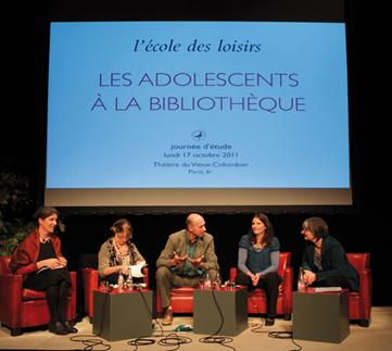 Les adolescents à la bibliothèque « Le Blog de l'École des lettres   Les Enfants et la Lecture   Scoop.it