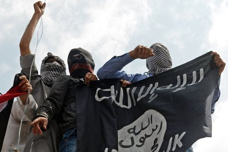 ISIS's Black Flags Are Flying in Europe   Upsetment   Scoop.it