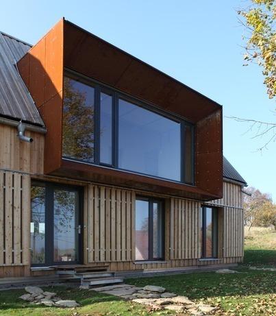 Okna do srubu nebo jiné dřevostavby | Exteriéry a interiéry domů - vybavení | Scoop.it