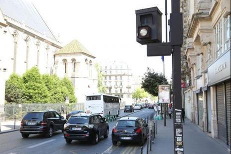La vidéoverbalisation s'étend à (presque) tout Paris | Parkings à Paris | Scoop.it
