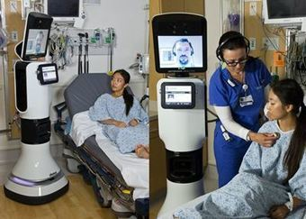 RP-VITA, le robot médical de iRobot et InTouch Health | Actualité robotique | Scoop.it