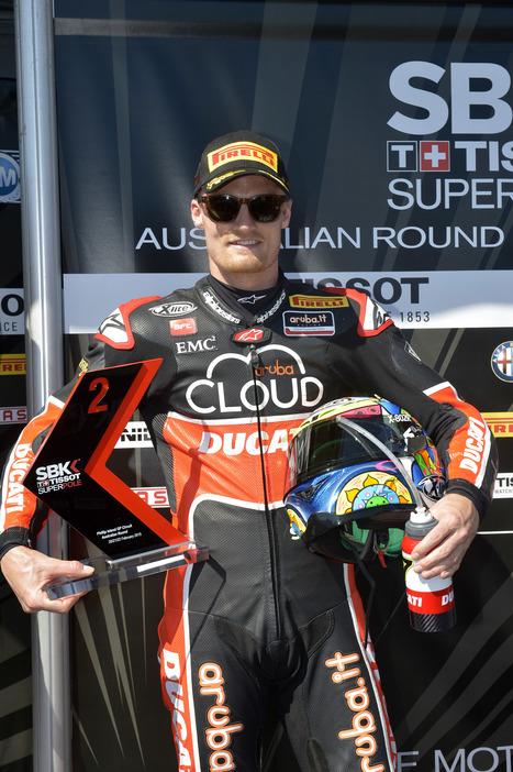 Aruba.it - Ducati Superbike Team at Phillip Island Photo Gallery | Ductalk Ducati News | Scoop.it