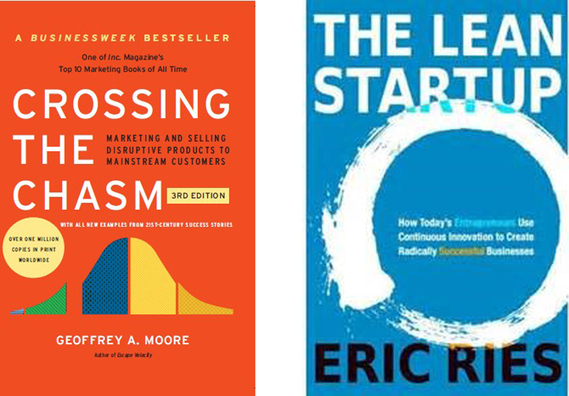 Crossing the Chasm Meets The Lean Start-Up | Pr...