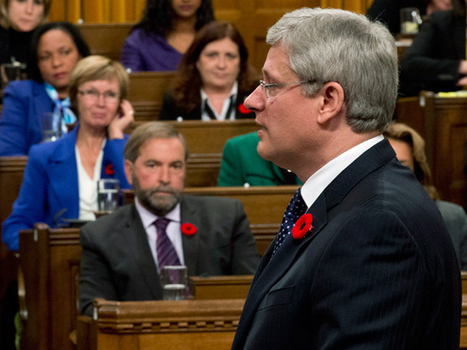 John Ivison: Nevermind the bread and circuses, MPs should focus on government spending | CDNPoli | Scoop.it