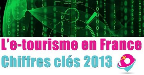 [Infographie] Chiffres clés 2013 de l'e-tourisme en France | Emeline | Scoop.it