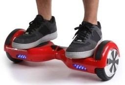 Hoverboards Deemed Dangerous by U.S. Safety Agency | Personal Injury Legal Issues | Scoop.it