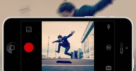 New Steady App From Stupeflix Shoots Video With Cinematic Stabilization | TechCrunch | pdxtech-info | Scoop.it