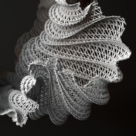 Rocailles | Benjamin Dillenburger | Computational Design | Scoop.it