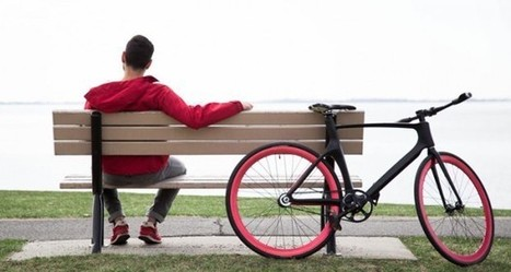 Les objets connectés se mettent au vélo   Vélos connectés   E-bike Assist : News and tips on e-Bikes products & maintenance   Scoop.it