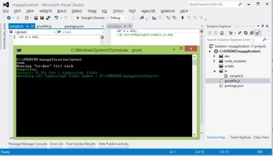 Can I benefit from Grunt for my Visual Studio based web development? | .NET API-Libraries-Tools | Scoop.it