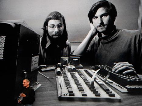 Steve Jobs, 1955-2011 - Alan Taylor - In Focus - The Atlantic | Art, photography, design, tech, culture & fashion | Scoop.it