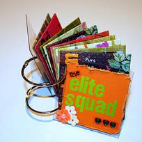 Folding Trees » Recycled mini album | Petits carnets, livres et boites à secrets... | Scoop.it