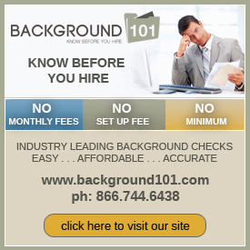 Background101.com Announces a Complimentary Background Screening Analysis for HR Directors, Businesses, and Management Responsible for Making Safe Hiring Decisions   Employee Background Checks   Scoop.it