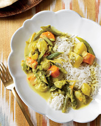 Keralan Vegetable Stew Recipe | À Catanada na Cozinha Magazine | Scoop.it