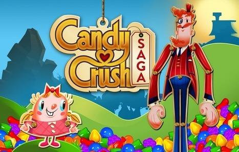 Candy Crush : des bonbons qui valent de l'or   Jeux vidéo   Scoop.it