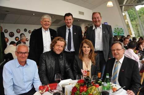 Wabel attends Provera-Cora's invitation at Roland Garros | Wabel | Private labels in Europe | Scoop.it