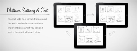Sketchshare | mrpbps iDevices | Scoop.it