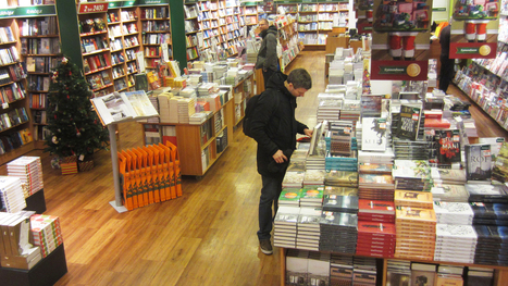 Literary Iceland Revels In Its Annual 'Christmas Book Flood' : NPR | License to Read | Scoop.it
