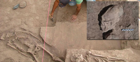 Cranial deformation discovered in 1000 year old Mexican cemetery | Archaeology News | Scoop.it