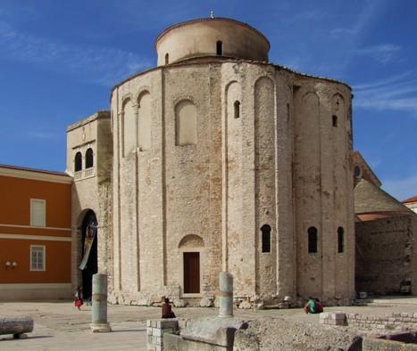 Croatia sailing destination : Church of St. Donatus Zadar Croatia | Yacht Charter & Blue Cruise Destinations | Scoop.it