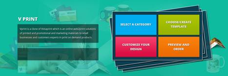 Vistaprint clone script- Online business Card Design | Wanelo clone script | Scoop.it